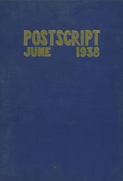 1938 Edition, William Cullen Bryant High School - Postscript Yearbook (Long Island City, NY)