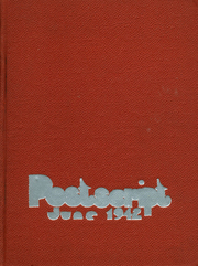 1942 Edition, William Cullen Bryant High School - Postscript Yearbook (Long Island City, NY)