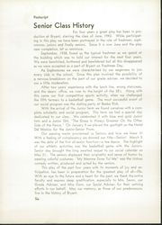 Page 10, 1942 Edition, William Cullen Bryant High School - Postscript Yearbook (Long Island City, NY) online yearbook collection