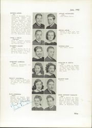 Page 13, 1942 Edition, William Cullen Bryant High School - Postscript Yearbook (Long Island City, NY) online yearbook collection
