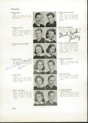 Page 14, 1942 Edition, William Cullen Bryant High School - Postscript Yearbook (Long Island City, NY) online yearbook collection