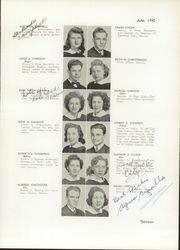 Page 17, 1942 Edition, William Cullen Bryant High School - Postscript Yearbook (Long Island City, NY) online yearbook collection