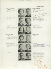 Page 17, 1950 Edition, William Cullen Bryant High School - Postscript Yearbook (Long Island City, NY) online yearbook collection