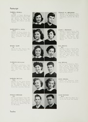 Page 16, 1953 Edition, William Cullen Bryant High School - Postscript Yearbook (Long Island City, NY) online yearbook collection