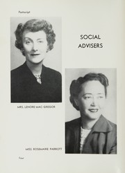 Page 8, 1953 Edition, William Cullen Bryant High School - Postscript Yearbook (Long Island City, NY) online yearbook collection