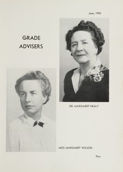 Page 9, 1953 Edition, William Cullen Bryant High School - Postscript Yearbook (Long Island City, NY) online yearbook collection