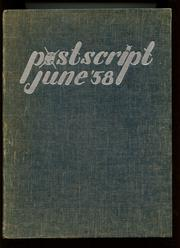 1958 Edition, William Cullen Bryant High School - Postscript Yearbook (Long Island City, NY)