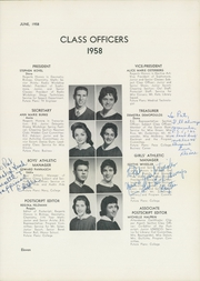 Page 15, 1958 Edition, William Cullen Bryant High School - Postscript Yearbook (Long Island City, NY) online yearbook collection
