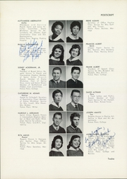 Page 16, 1958 Edition, William Cullen Bryant High School - Postscript Yearbook (Long Island City, NY) online yearbook collection