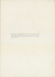 Page 5, 1958 Edition, William Cullen Bryant High School - Postscript Yearbook (Long Island City, NY) online yearbook collection