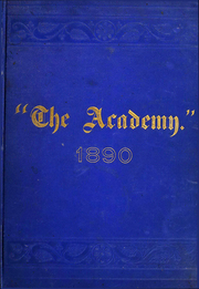 Page 1, 1890 Edition, Newburgh Free Academy - Graduate Yearbook (Newburgh, NY) online yearbook collection