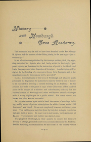 Page 11, 1890 Edition, Newburgh Free Academy - Graduate Yearbook (Newburgh, NY) online yearbook collection