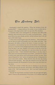 Page 14, 1890 Edition, Newburgh Free Academy - Graduate Yearbook (Newburgh, NY) online yearbook collection