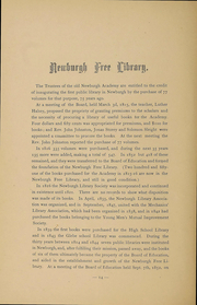 Page 16, 1890 Edition, Newburgh Free Academy - Graduate Yearbook (Newburgh, NY) online yearbook collection