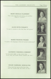Page 17, 1921 Edition, Newburgh Free Academy - Graduate Yearbook (Newburgh, NY) online yearbook collection