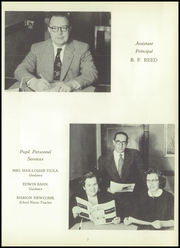 Page 11, 1953 Edition, Liverpool High School - Hiawathan Yearbook (Liverpool, NY) online yearbook collection