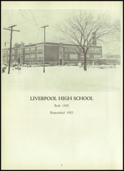 Page 8, 1953 Edition, Liverpool High School - Hiawathan Yearbook (Liverpool, NY) online yearbook collection