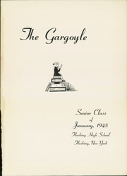 Page 5, 1945 Edition, Flushing High School - Gargoyle Yearbook (Flushing, NY) online yearbook collection