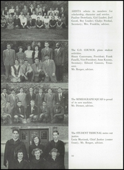 Page 14, 1950 Edition, Flushing High School - Gargoyle Yearbook (Flushing, NY) online yearbook collection