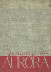 Thomas Jefferson High School - Aurora Yearbook (Brooklyn, NY) online yearbook collection, 1944 Edition, Page 1