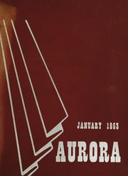 Thomas Jefferson High School - Aurora Yearbook (Brooklyn, NY) online yearbook collection, 1953 Edition, Page 1