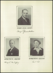 Page 15, 1947 Edition, Grover Cleveland High School - Log Yearbook (Ridgewood, NY) online yearbook collection