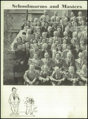 Page 12, 1949 Edition, Grover Cleveland High School - Log Yearbook (Ridgewood, NY) online yearbook collection