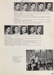 Page 14, 1946 Edition, William Howard Taft High School - Senior Yearbook (Bronx, NY) online yearbook collection