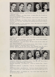 Page 15, 1946 Edition, William Howard Taft High School - Senior Yearbook (Bronx, NY) online yearbook collection