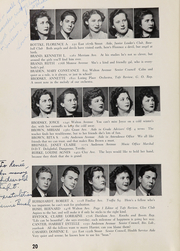Page 17, 1946 Edition, William Howard Taft High School - Senior Yearbook (Bronx, NY) online yearbook collection