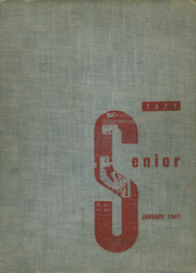 1947 Edition, William Howard Taft High School - Senior Yearbook (Bronx, NY)