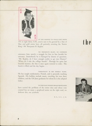 Page 10, 1949 Edition, William Howard Taft High School - Senior Yearbook (Bronx, NY) online yearbook collection