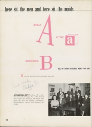Page 14, 1949 Edition, William Howard Taft High School - Senior Yearbook (Bronx, NY) online yearbook collection