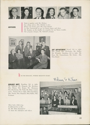 Page 15, 1949 Edition, William Howard Taft High School - Senior Yearbook (Bronx, NY) online yearbook collection