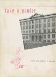 Page 6, 1949 Edition, William Howard Taft High School - Senior Yearbook (Bronx, NY) online yearbook collection