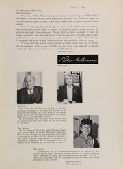 Page 13, 1953 Edition, William Howard Taft High School - Senior Yearbook (Bronx, NY) online yearbook collection