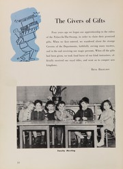 Page 14, 1953 Edition, William Howard Taft High School - Senior Yearbook (Bronx, NY) online yearbook collection