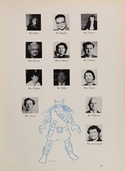 Page 15, 1953 Edition, William Howard Taft High School - Senior Yearbook (Bronx, NY) online yearbook collection