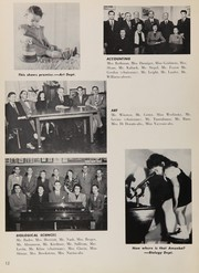 Page 16, 1953 Edition, William Howard Taft High School - Senior Yearbook (Bronx, NY) online yearbook collection