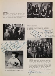 Page 17, 1953 Edition, William Howard Taft High School - Senior Yearbook (Bronx, NY) online yearbook collection