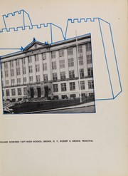 Page 7, 1953 Edition, William Howard Taft High School - Senior Yearbook (Bronx, NY) online yearbook collection