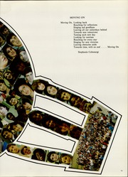 Page 15, 1983 Edition, Canarsie High School - Criterion Yearbook (Brooklyn, NY) online yearbook collection
