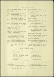 Page 11, 1911 Edition, Rome Free Academy - De O Wain Sta Yearbook (Rome, NY) online yearbook collection