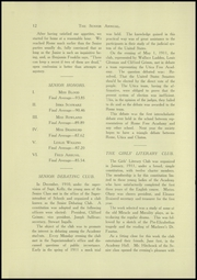 Page 14, 1911 Edition, Rome Free Academy - De O Wain Sta Yearbook (Rome, NY) online yearbook collection