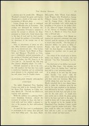 Page 15, 1911 Edition, Rome Free Academy - De O Wain Sta Yearbook (Rome, NY) online yearbook collection