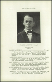 Page 12, 1923 Edition, Rome Free Academy - De O Wain Sta Yearbook (Rome, NY) online yearbook collection