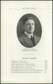 Page 16, 1923 Edition, Rome Free Academy - De O Wain Sta Yearbook (Rome, NY) online yearbook collection