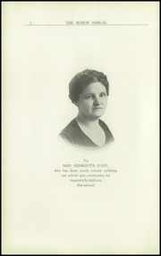 Page 6, 1923 Edition, Rome Free Academy - De O Wain Sta Yearbook (Rome, NY) online yearbook collection