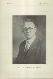Page 14, 1931 Edition, Rome Free Academy - De O Wain Sta Yearbook (Rome, NY) online yearbook collection
