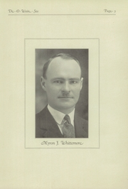 Page 7, 1931 Edition, Rome Free Academy - De O Wain Sta Yearbook (Rome, NY) online yearbook collection